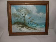 CREATIVE GALLERIES COLLECTION SERIES 14994 BEACH SCENE OIL PAINTING