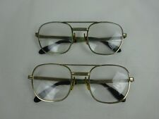 6e380361311 Lot of 2 Vintage Titmus Eyeglasses Z87 TO 54-24 5 3 4 ~