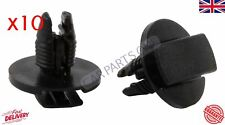 10x Clips Wheel Arch Cover Fastener 8565.53 fit Citroen Peugeot Renault