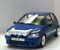 Fanaliera Additional lights 1/18 Peugeot 106 Rally Transkit  Norev Ottomodels