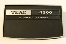 TEAC A-4300 Head Cover-Reel To Reel Part