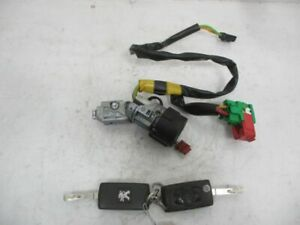 Ignition 2x Ignition Key Peugeot 1007 ( Km _) 1.4 HDI 9652781780