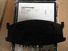 Mazda 626 1800 2000 SDX 1.6 Montrose front brake pads Belaco FDB261