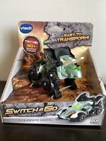 VTech Switch & Go Triceratops Racer Easy To Transform