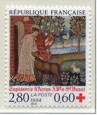 TIMBRE FRANCE NEUF  N° 2915  **    CROIX ROUGE TAPISSERIE D ARRAS