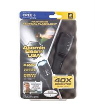 New Atomic Beam USA  As Seen On TV Tough Grade Tactical LED Flashlight