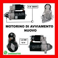 MOTORINO DI AVVIAMENTO NUOVO SMART FORTWO CITY COUPE DAL 1999 IN POI 0001106014