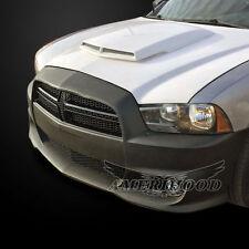 2011-2012-2013-2014 Dodge Charger TA style fiberglass hood body kits