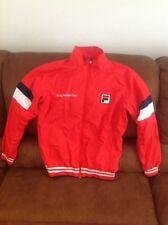 FILA tennis sony ericsson open red jacket size XSmall mens