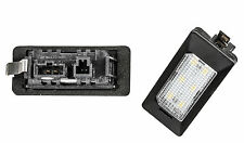 2x LED SMD Kennzeichenbeleuchtung AUDI A4 8W2 B9 Limo TÜV FREI / ADPN