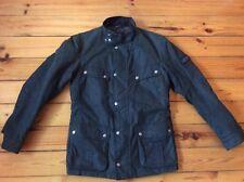 BARBOUR INTERNATIONAL Duke Sage Waxed Jacket MWX0337SG91 Size- S