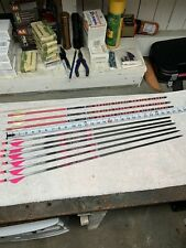 gold tip ted nugent arrows 3555 And Carbon Ion 500 Arrows
