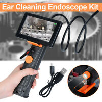 "4.3"" LCD Waterproof Borescope Industrial Video Inspection Camera Endoscope"