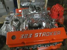 383 425hp chevy sbc crate engine nova camaro  chevelle direct fit like 327 350