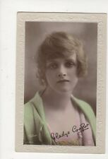 Gladys Cooper Actress Vintage RP Postcard 531a