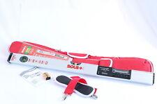 Sola ENW 80 cm elektronische digitale Wasserwaage Neigungs- Winkelmesser +Tasche