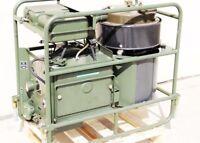 Org. BW Motan Durchlauferhitzer mit Otto-Motor / 40,5 - 128 KW