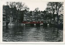 Foto, Blick auf Amsterdam, 1940 (N)20067