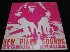 Zygmunt Krauze - New Piano Sounds SXL 0987 - Rare Polish Jazz - Near Mint!!!!