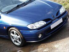 Pour Renault Mégane 1 Lèvre Lame Inférieure Spoiler De Parc-Choc Avant 1995-2003