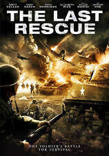 """The Last Rescue (DVD, 2015), """"Stranded Behind Enemy Lines..."""", War, VERY GOOD!!!"""