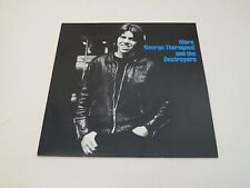 More George Thorogood And The Destroyers - LP REISSUE 1986 DEMON RECORDS UK -