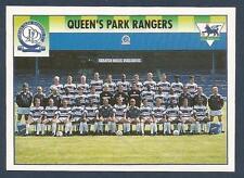 MERLIN 1995-PREMIER LEAGUE 95- #387-QUEENS PARK RANGERS TEAM PHOTO