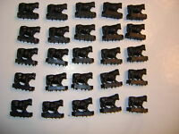 Lionel 3656 Black Cows (PKG. OF TWENTY-FIVE)