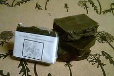 Herbal Pine Tar Homemade_Handmade bar soap Lot of 3 Vegan