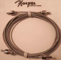 "Vintage Style Reverb Cables For Fender Pro Reverb From Pottbelly! 48"" x 36"""