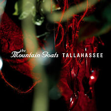 The Mountain Goats TALLAHASSEE +MP3s 4AD RECORDS New Sealed Vinyl Record LP