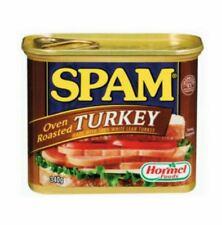Spam Over Roasted Turkey
