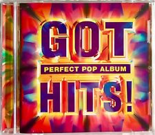 Got Hits! Perfect Pop Album Cd Coldplay Dirty Vegas Aaliyah Justin Timberlake