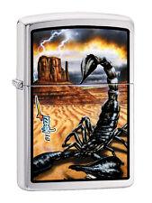 Briquet Zippo By Mazzi - Scorpion - Cod. 12F027