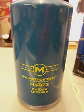 Metrostreet M4872 Engine Oil Filter Replaces Wix 51734 FREE Shipping