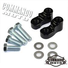 "Motorcycle 1"" Rear Lowering Kit For Harley Davidson Sportster XL883 XL1200 05-15"