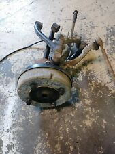 Suzuki King Quad 300 4x4 Left A-Arms Knuckle Tie Rod Ball Joint brake no axle