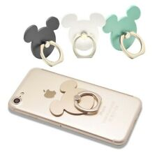 360° Hook Universal Finger Ring Sticky Mount Stand Holder For Cell Phone Samsung