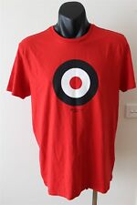 Ben Sherman Target Fitted T-Shirt Mens Size Large BNWT Running Of The Bulls 2012