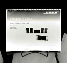 Bose LifeStyle V10 V20 V30 V Series Home Theater System Owners Manual Use Guide