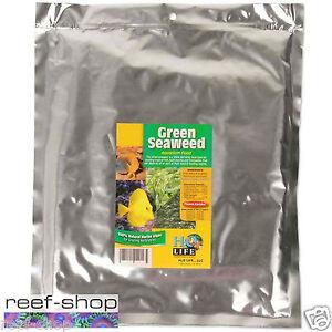 V2O Natural Green Seaweed 150g Fish Food 100% Natural Marine Algae