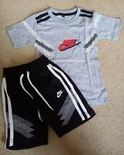 Boys T-shirt & shorts Set 9-10yrs