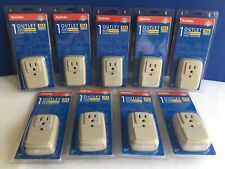 LOT OF 9 - NEW Surge Suppressor 1 Outlet Electrical Home Appliance 312 joules