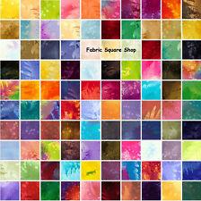 "SQ85 Benartex FOSSIL FERN Precut 5"" Charm Pack Fabric Quilting Cotton Squares"