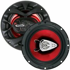 NEW Boss Audio Systems CH6530 Chaos Series 6.5 Inch 3 Way Speaker FREE SHIPPING