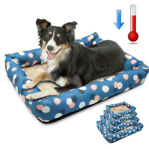 Large Pet Dog Cooling Mat Cat Puppy Cool Summer Bed Cushion Heat Relief S M L XL