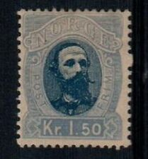 Norway Scott 33 Mint hinged
