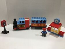 Lego DUPLO Battery Operated Motorized Train Locomotive Engine 4281 Lot