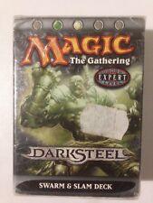 MTG Magic the Gathering Darksteel Swarm & Slam Theme Deck New