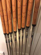 golf shafts Callaway Nippon 1100GH steel Uniflex shafts 3 thru PW 8 irons
